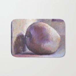 Lonely apple Bath Mat