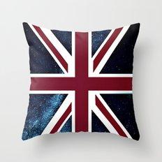 UK-409 Throw Pillow