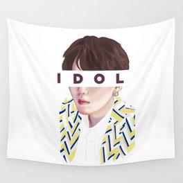 Idol vs02 Wall Tapestry