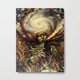 Sense of Freedom Metal Print