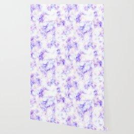 Pattern of purple marble Wallpaper