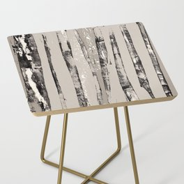 Shadow Branches Side Table