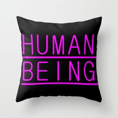Human Throw Pillow