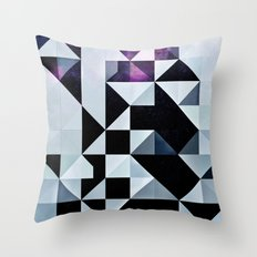Qyxt Throw Pillow