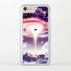 Wheel of Fortune Clear iPhone Case