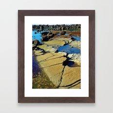 Abalone Colors Framed Art Print