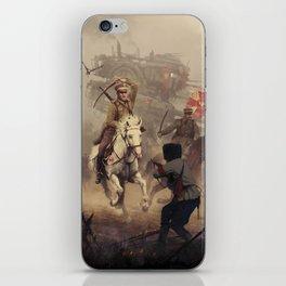 1920 - final charge iPhone Skin