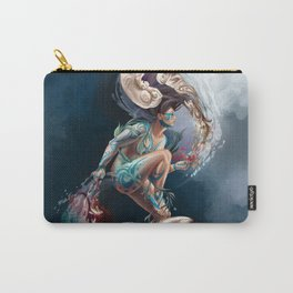 Sedna: Inuit Goddess of the Sea Carry-All Pouch