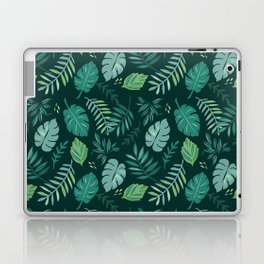 Leafy Palms Laptop & iPad Skin