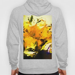 Gold Flower and the Eye Hoody