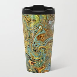 All that is gold does not glitter Travel Mug
