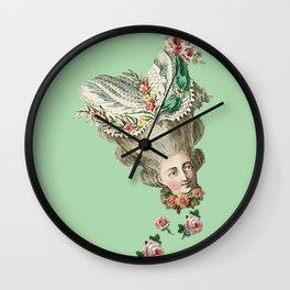 Past Life Wall Clock