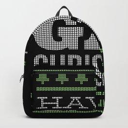 GAY CHRISTMAS Backpack