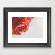 Sweet Whisper Framed Art Print