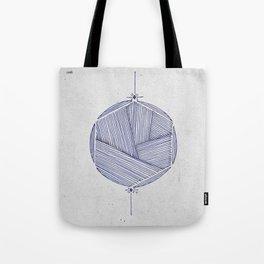 Hexacircle 2 Tote Bag