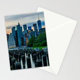 New York, New York 3 Stationery Cards