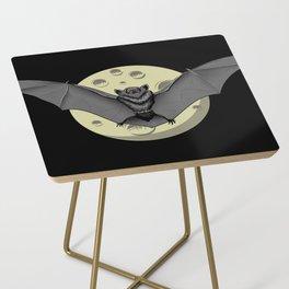 Bat not man Side Table