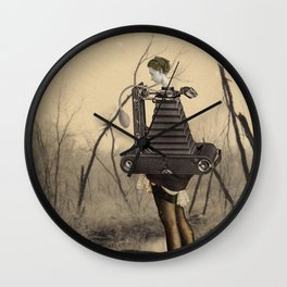 MORASS Wall Clock