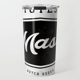 Totes Masc - Vintage Travel Mug