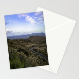 Mountain Roads Stationery Cards