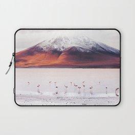 Bolivian Flamingos Laptop Sleeve
