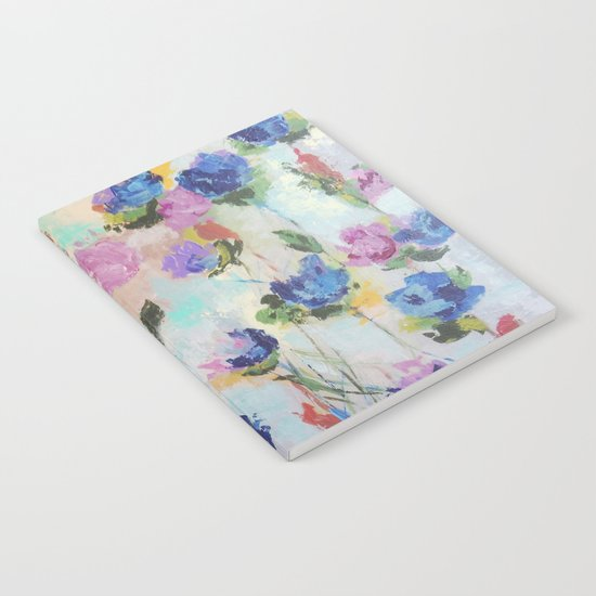 Flowers 3 Notebook