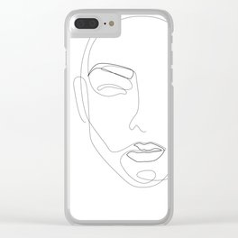 Perfection Clear iPhone Case