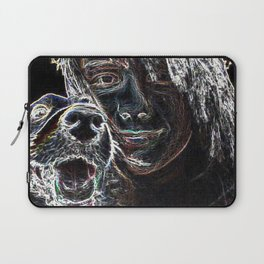 Coping With Fred Laptop Sleeve