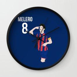 Melero - SD Huesca Wall Clock
