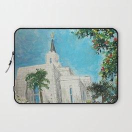 San Salvador El Salvador LDS Temple Laptop Sleeve