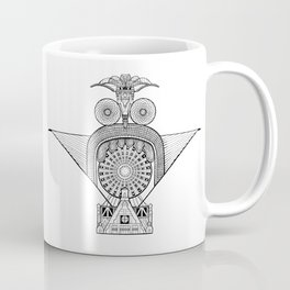 Mke Berd Coffee Mug