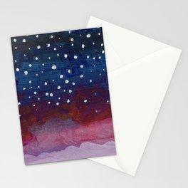 Starlight Fade II Stationery Cards