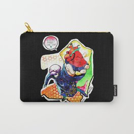 Straight-lined lover Trafalgar Law, One Piece fanart Carry-All Pouch