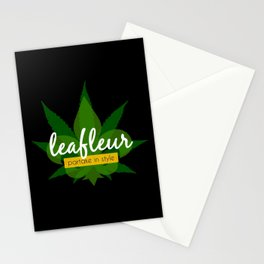 Leafleur Magazine : Partake in Style Stationery Cards