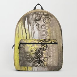 Gearing Towards Yellow Backpack