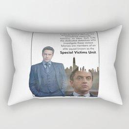 ADA Barba Rectangular Pillow