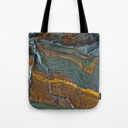 Abstract rock art Tote Bag