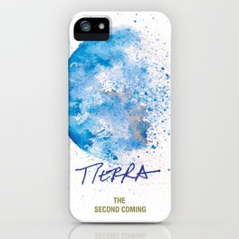 Tierra Second Coming iPhone Case