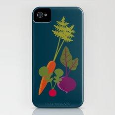 Vegetable Medley Slim Case iPhone (4, 4s)