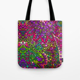 Love2Snap Flower Tote Bag