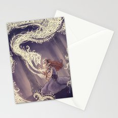 The Donkey Princess and the Evil Eye Stationery Cards