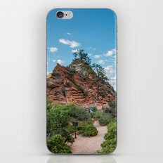 Angels Rest Zion National Park - Utah USA iPhone & iPod Skin