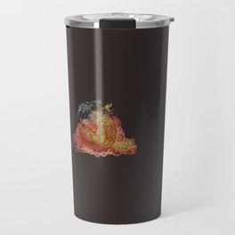 Armored Heart Travel Mug