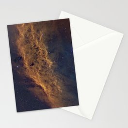 California Nebula Stationery Cards