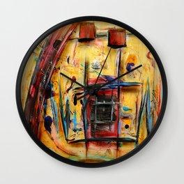 Acryl-Abstrakt 32 Wall Clock