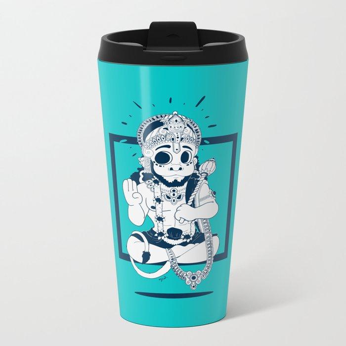 HANOUMAN Metal Travel Mug