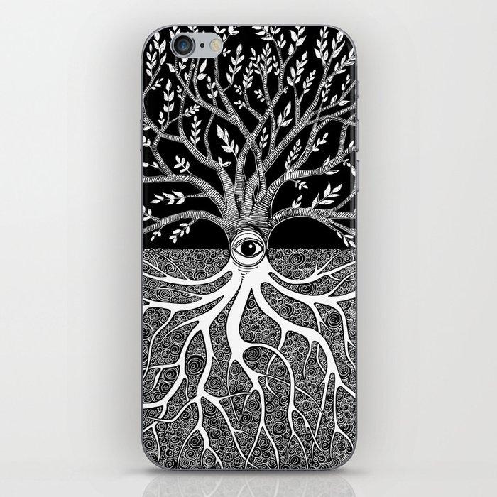 Druid Tree of Life iPhone Skin
