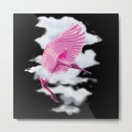 pink is the hottest color Metal Print