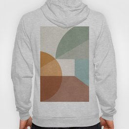 geometric abstract 31 Hoody