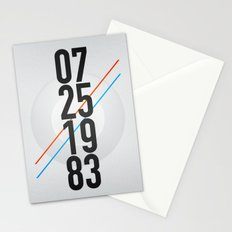07/25/1983 Stationery Cards